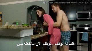 جنس محارم ممحون جدا و الابن ينيك أمه المطلقة الهايجة فيلم عربي xxx